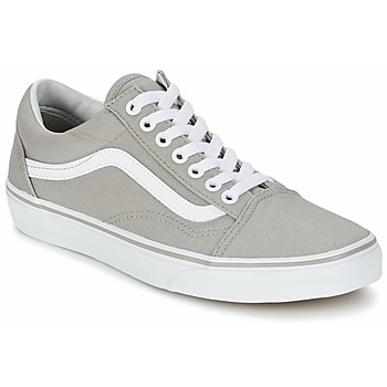 Shoes Low top trainers Vans OLD SKOOL Grey