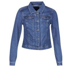 Clothing Women Denim jackets Only DARCY Blue / MEDIUM