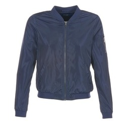 Clothing Women Jackets Only LINEA NYLON MARINE