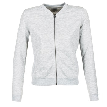 Clothing Women sweaters Only JOYCE BOMBER Grey