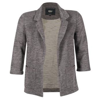 Clothing Women Jackets / Blazers Only CAROLINE Grey