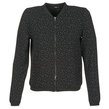 Clothing Women Jackets Only NOVA LACE Black / White