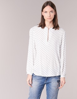 Clothing Women Tops / Blouses Only NELLY 7/8 White