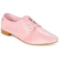 Shoes Women Derby Shoes Betty London GEZA Pink