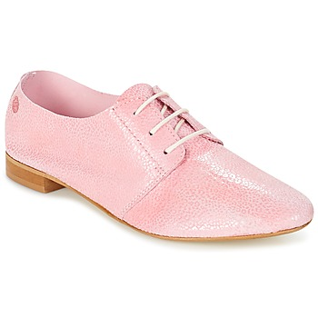 Shoes Women Derby Shoes Betty London GEZA Pink