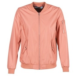 Clothing Women Jackets Vila VIMADDIE Pink