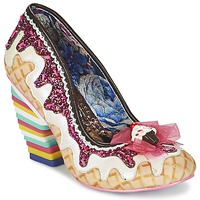 Shoes Women Heels Irregular Choice SWEET TREATS White / Multi