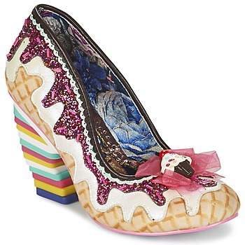 Shoes Women Heels Irregular Choice SWEET TREATS Multicoloured