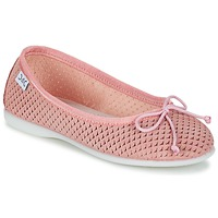 Shoes Girl Flat shoes Citrouille et Compagnie GERRAGO Pink