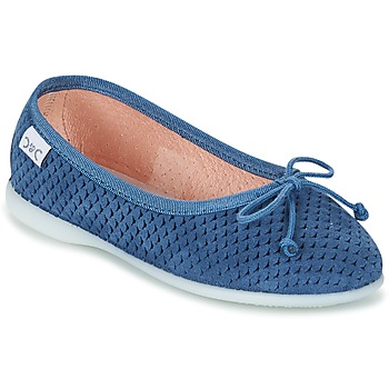 Shoes Girl Flat shoes Citrouille et Compagnie GERRAGO Blue