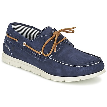 Shoes Men Boat shoes Casual Attitude GAPENA Blue / MARINE