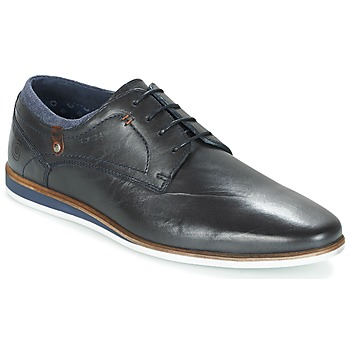 Shoes Men Derby Shoes Casual Attitude GIPIJE Blue