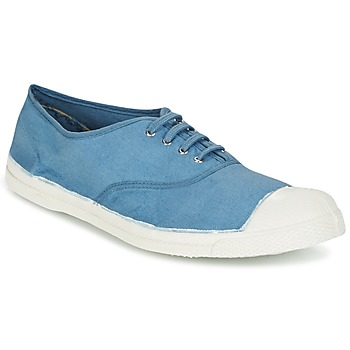 Shoes Men Low top trainers Bensimon TENNIS LACET DENIM