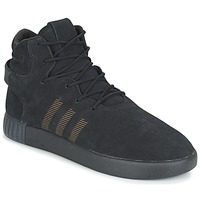 Shoes Men Low top trainers adidas Originals TUBULAR INVADER Black