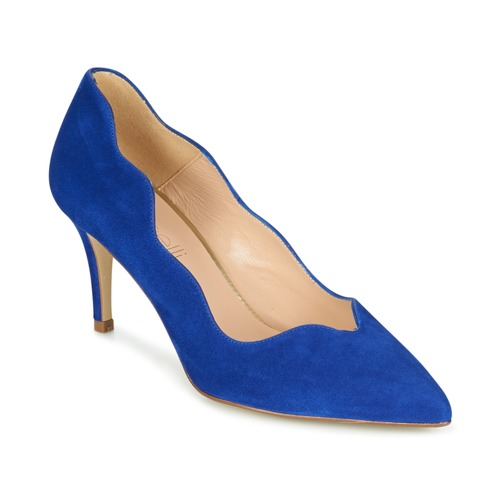 Shoes Women Heels Fericelli GLORY Blue