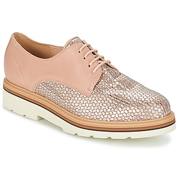 Shoes Women Derby Shoes Fericelli GRATY Nude