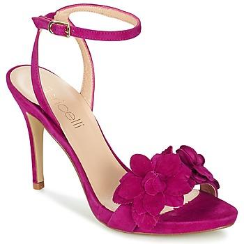Shoes Women Sandals Fericelli GLAM Purple