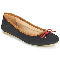 Shoes Women Flat shoes Kickers BAIE Black / Red