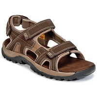 Shoes Men Sandals Caterpillar GILES Brown