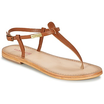 Shoes Women Sandals Les Tropéziennes par M Belarbi NARVIL TAN