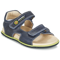 Shoes Boy Sandals Pablosky GARMINOUTE Blue