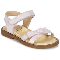 Shoes Girl Sandals Pablosky SELMIE Pink
