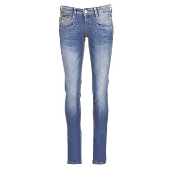 Clothing Women slim jeans Freeman T.Porter ALEXA SLIM SDM Blue / MEDIUM