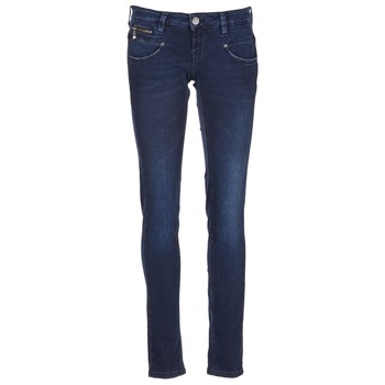 Clothing Women slim jeans Freeman T.Porter ALEXA SLIM SDM Blue / Dark