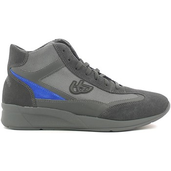 Shoes Men Walking shoes Byblos Blu 667262 Sneakers Man Grey Grey