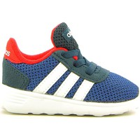 Shoes Children Walking shoes adidas Originals AW5120 Sport shoes Kid Blue Blue