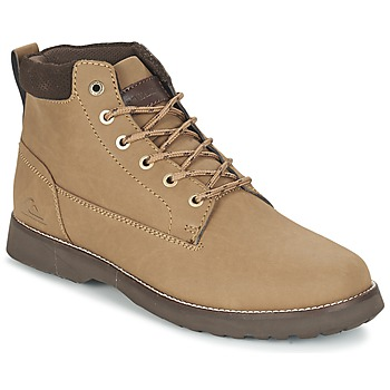 Shoes Men Mid boots Quiksilver MISSION II M BOOT TKD0 Brown