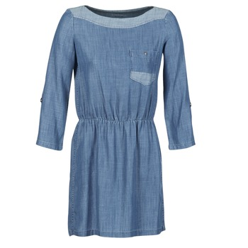 Clothing Women Short Dresses Esprit CHAVIOTA Blue / Medium