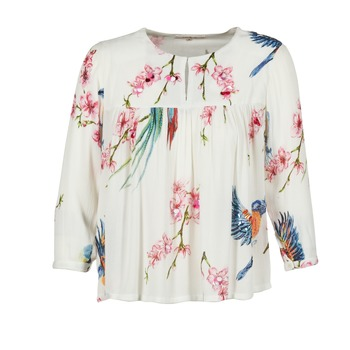 Clothing Women Tops / Blouses Derhy DIGNE ECRU