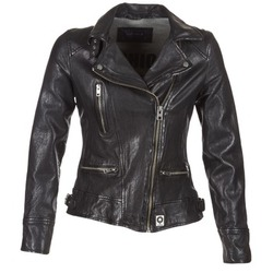 Clothing Women Leather jackets / Imitation leather Oakwood 62065