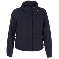 Clothing Women Jackets Bench  Black