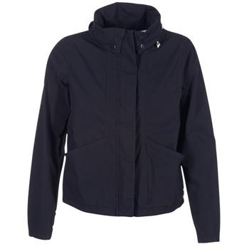 Clothing Women Jackets Bench  Black