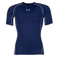 Clothing Men short-sleeved t-shirts Under Armour Armour HG SS Marine