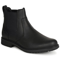 Shoes Men Mid boots Timberland EK STORMBUCKS CHELSEA  BLACK