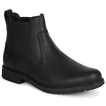 Ankle boots / Boots Timberland EK STORMBUCKS CHELSEA  BLACK 350x350
