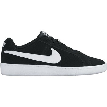 Shoes Men Low top trainers Nike Men's  Court Royale Suede Shoe 819802 011 NEGRO