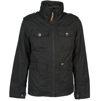 Clothing Men Jackets Esprit MUNOZ Black