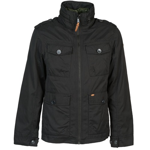 Clothing Men Jackets Esprit MUNOZ Black