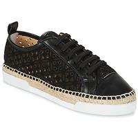 Shoes Women Low top trainers Sonia Rykiel 622348 Black