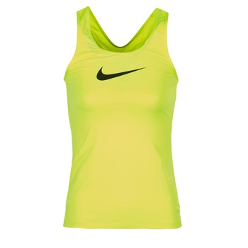 Nike  NIKE PRO COOL TANK  womens Vest top in yellow
