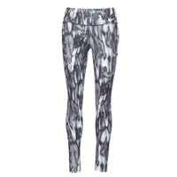 Clothing Women leggings Nike PWR LGND TGHT PRNT Grey / Black