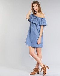 Clothing Women Short Dresses Betty London GARDOT Blue
