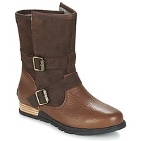 Shoes Women Mid boots Sorel SOREL MAJOR MOTO Tabacco