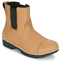 Shoes Women Mid boots Sorel MEADOW CHELSEA Beige