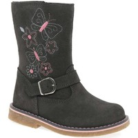 Shoes Girl Mid boots Kids At Clinks Genoa Girls Infant Boots grey