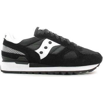 Shoes Men Walking shoes Saucony 2108 518 Sneakers Man Black Black